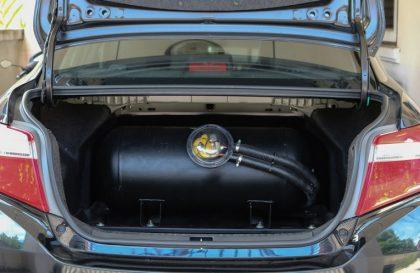 LPG autógáz tartály cseréje