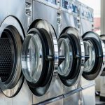ipari mosógép szerelés